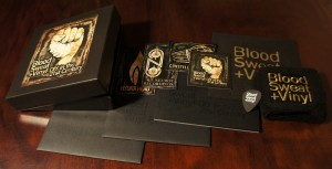 Blood, Sweat + Vinyl: 2-DVD Box Set